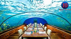 10 most impressive underwater hotels around the world youtube