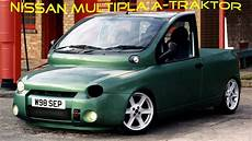 Fiat Multipla A Traktor Tuning