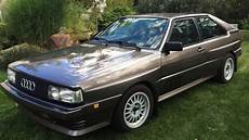 where to buy car manuals 1985 audi quattro seat position control how about a 1985 audi ur quattro for 79 950