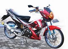 Modifikasi Fu 2018 by Kumpulan Foto Modifikasi Motor Satria Fu Terbaru 2018