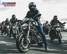 ducati grand sud ducati parade sets new record in 2018 mcnews au