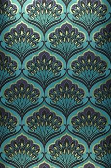 papier peint perdula in 2019 turquoise wallpaper
