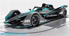 Formel E 2018 - formula e second generation car revealed ahead of geneva