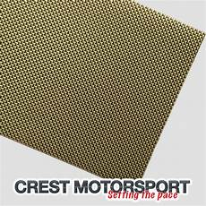 real kevlar carbon fibre self adhesive sheet 500mm x 250mm