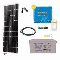 kit solaire autonome 12v 150w