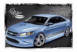 2011 Ford Taurus SHO By Rick Bottom Designs News And