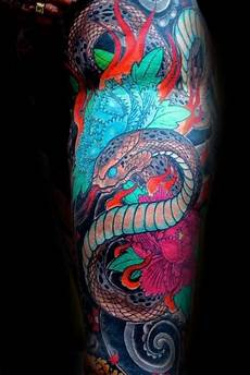 top 81 japanese snake tattoo ideas 2020 inspiration guide