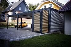 Carport Mit Schuppen Metall - metallcarport stahlcarport kaufen metall carport preise