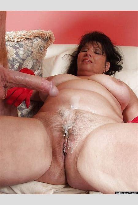 Mature Granny Oma Full Nude