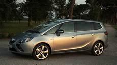 New Opel Zafira Tourer Mpv Class Transformer