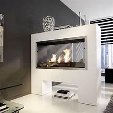 Wohnzimmer Kamin Ethanol - ethanol trennwand kamin optimal bioethanol fireplace