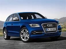 2013 Audi Sq5 Tdi Auto Cars Concept