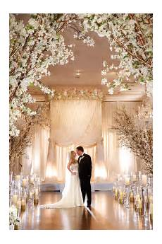 glamorous ivory blush spring wedding at a private club in chicago indoor wedding ceremonies