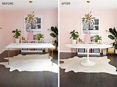 Table Hack by Ikea Docksta Table Hack A Beautiful Mess