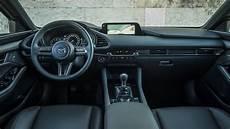 2019 Mazda 3 Hatchback Interior Eu Spec