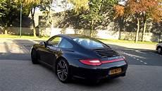 Porsche 4s 997 Startup Fast Acceleration