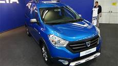 dacia dokker stepway 2017 2017 dacia dokker stepway tce 115 exterior and interior z 252 rich car show 2016