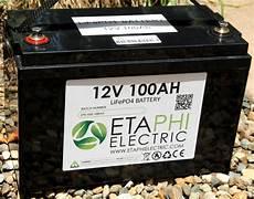 12v 100ah lithium battery etaphi electric