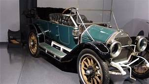 1912 Overland Touring Car From The Great Race With Jack