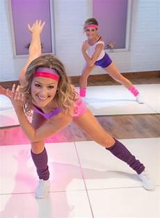 80s aerobic cardio workout workout 80s