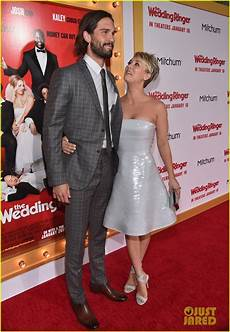 wedding ringer cast gets pascal s support at premiere photo 3273774 pascal eniko
