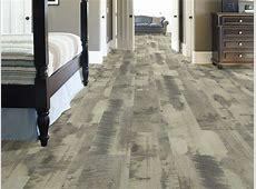 Floorte Pro Endura Plus Gray Barnwood Vinyl Flooring Click