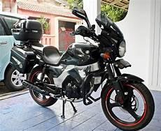 Modif Thunder Japstyle Murah by Info Harga Motor Jakarta Motor Dijual Motor Suzuki