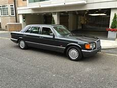 how to sell used cars 1991 mercedes benz sl class electronic toll collection 1991 mercedes benz 560 sel b6 armoured for sale at auction