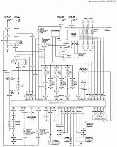 2002 isuzu rodeo wiring diagram free wiring diagram