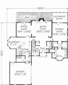 southern living country house plans town country english zachary henderson southern living