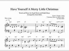 have a merry little christmas lyrics