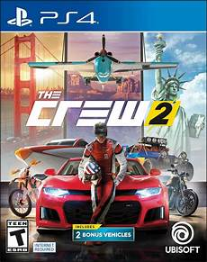 the crew 2 playstation 4 gamestop