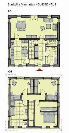 grundriss gerade treppe grundriss stadtvilla quadratisch gerade treppe 4 zimmer
