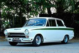 The Lotus Cortina Thats Beenowned By A Hells Angel To
