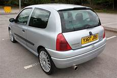2001 2000 Renault Clio 172 Phase 1 Iceberg Silver For