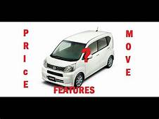 Daihatsu Move 2017 In PakistanPriceReviewSpecs  YouTube