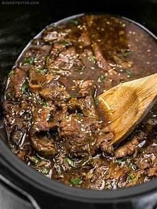 slow cooker sesame beef budget bytes