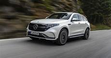 2020 Mercedes Eqc Drive Review Luxury