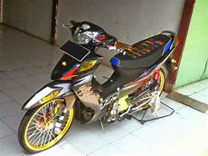 Modif Motor Shogun Sp 125 by Dunia Modifikasi Kumpulan Foto Modifikasi Motor Suzuki