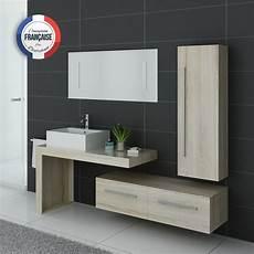 meuble vasque salle de bain profondeur ensemble de meuble de salle de bain 1 vasque dis9250