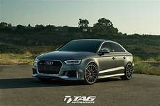 Hre Wheels 2018 Audi Rs3 With Hre Classic 303m Wheels In