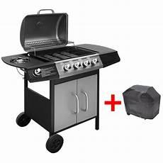 edelstahl grill gas edelstahl gas grill bbq grillwagen barbecue gartengrill 4