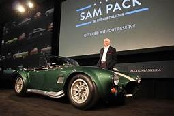 RM Auctions Sam Pack Collection 2014  Auction Results