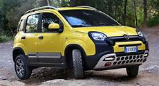 Fiat Details Panda Cross The Suv For The City 72 Photos