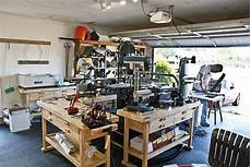 How To Build The Ultimate Garage Workshop
