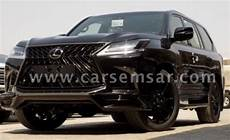 lexus black edition 2020 2020 lexus lx 570 black edition sport for sale in qatar