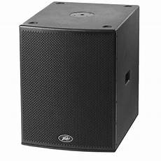 pa powered subwoofers peavey hisys h15 sub active powered pa subwoofer astounded
