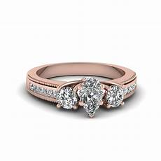 shop for vintage rose gold 14k bands and rings fascinating diamonds