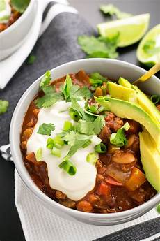 Vegan Chili Con Carne That Won T Set Your On