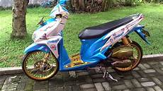 Modifikasi Motor Matic Vario by Modifikasi Motor Honda Vario Cbs 125 Fi Terbaru